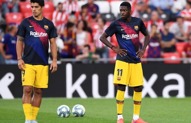 Barcelona Attacker Set For Camp Nou Stay, Confirms Agent