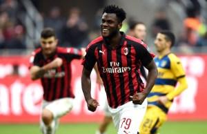 Franck Kessie won't leave Milan for Wolverhampton