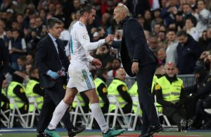 Zidane frustrated with Bale questions