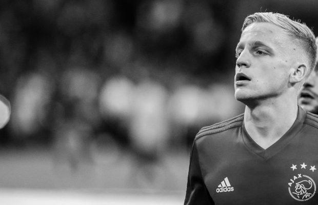 Real Madrid want Donny van de Beek from Ajax