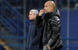 Manchester City Boss Showers Players With Praise