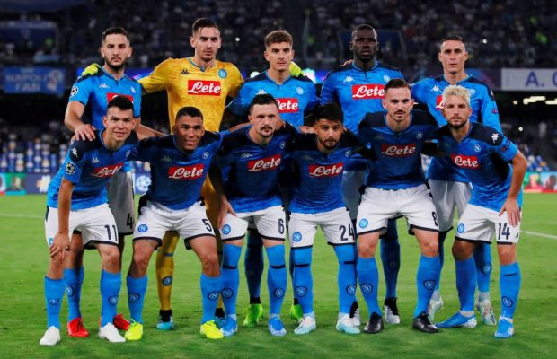 Napoli Player Salaries 2020