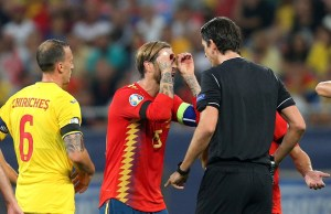 Sergio Ramos Asks Spain To Not Be Complacent After Close Win