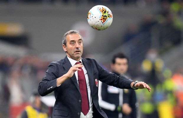 AC Milan Sack Marco Giampaolo After Disastrous Start To Season