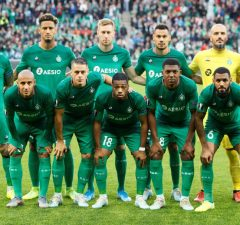 AS Saint-Étienne Players Salaries 2020 (Weekly Wages)