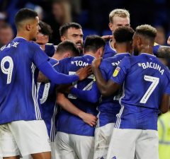 Cardiff City Salaries 2020 (Weekly Wages)