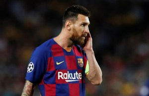 Football superstar Lionel Messi wanted Barcelona exit in the past