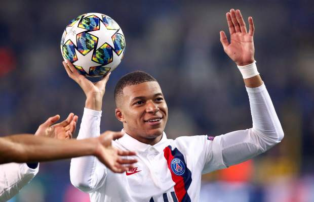 Gareth Bale and James Rodriguez to make way for Kylian Mbappe at Real Madrid-min