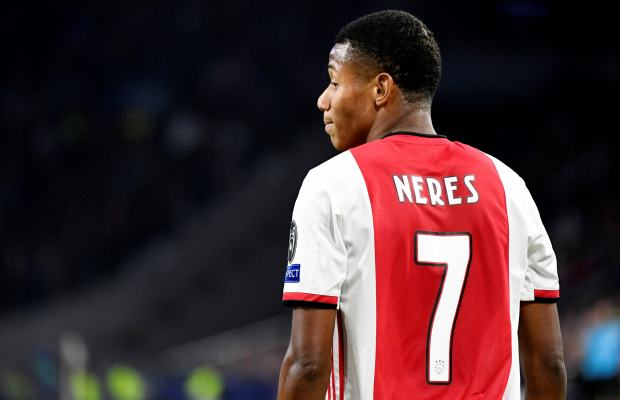 Ajax winger David Neres ruled out until 2020 with knee injury