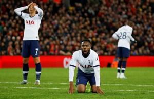 Danny Rose Rubbishes Talks Of Him Leaving Tottenham In January
