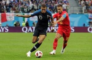 Eden Hazard Eager To Convince Kylian Mbappe Into Joining Real Madrid
