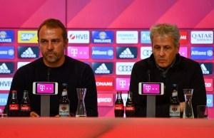 Hansi Flick satisfied with Bayern performances