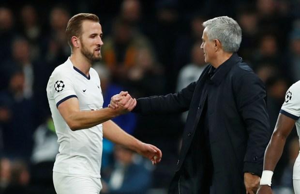 Harry Kane wants to build winning partnership with Jose Mourinho
