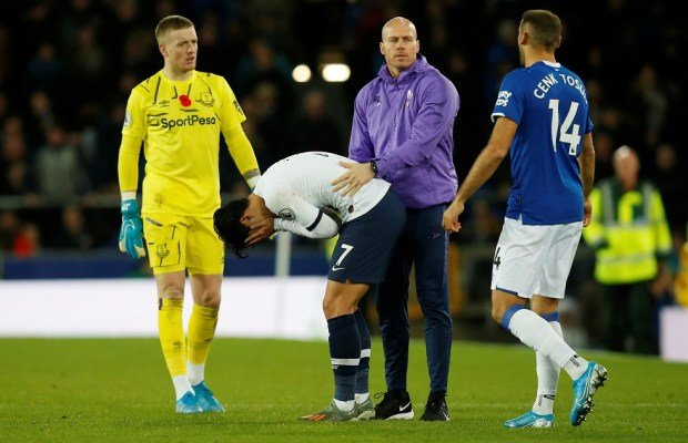 Heung-Min Son Apologises For Tackle Against Andre Gomes
