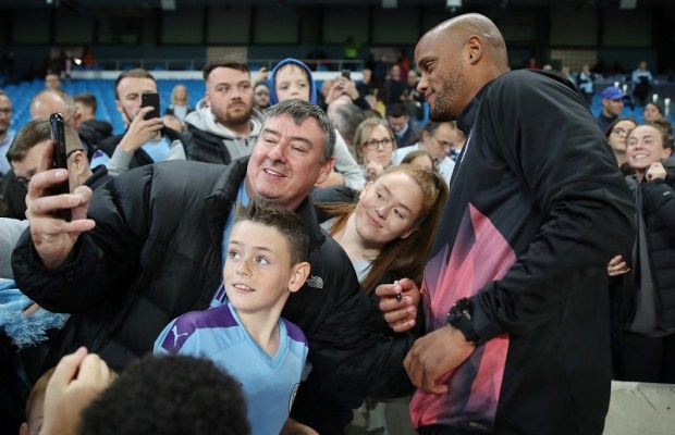 Kompany advises City against buying new defenders
