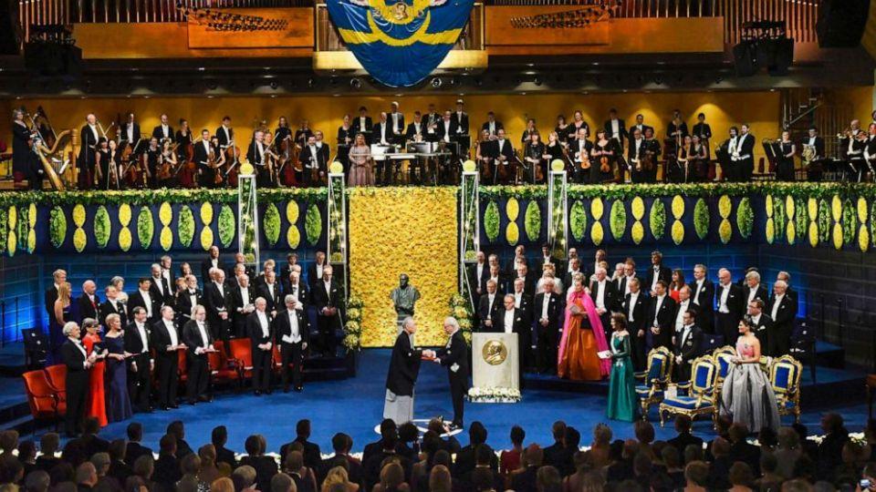 Nobel Prize Winners Money