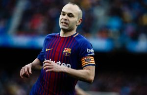 Argentina giants Estudiantes in talks with Barcelona legend Andres Iniesta