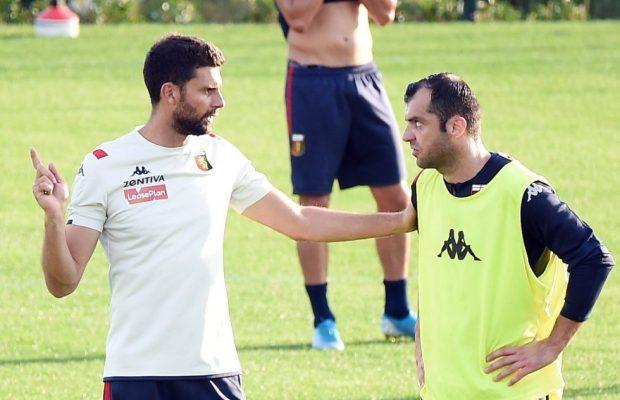 Davide Nicola takes over Genoa as replacement for Thiago Motta
