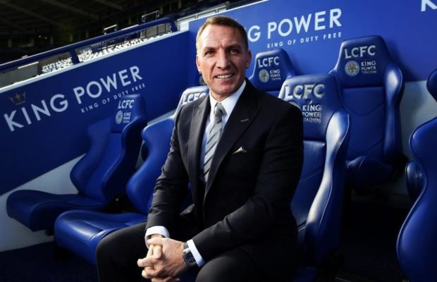 Leicester City status defined by Rodgers