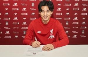 Liverpool swoop for RB Salzburg impressive ace Takumi Minamino