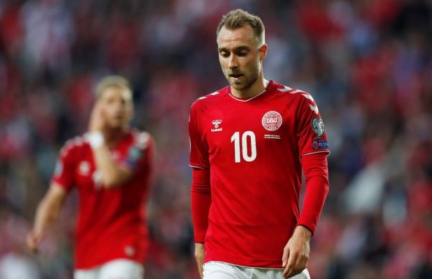 BREAKING: Christian Eriksen Agrees To Inter Milan Switch For €10-20m Fee
