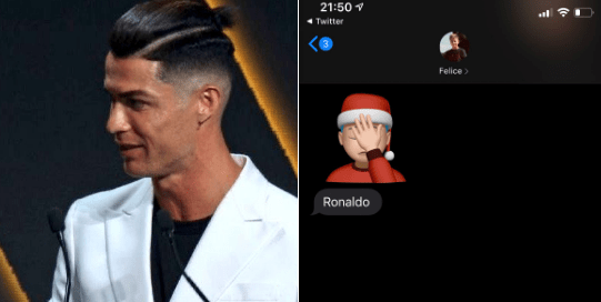 Cristiano Ronaldo S Controversial New Hairstyle Social Media Reacts