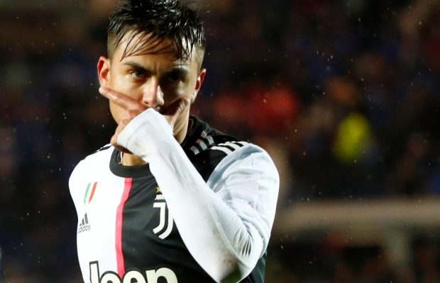 Dybala almost left Juventus when linked with Man United and Tottenham