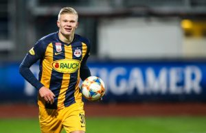 Haaland's Dortmund transfer simply a prep for future Premier League signing