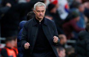 Mourinho does not want transfers at Tottenham