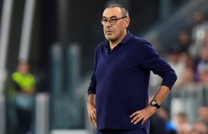 Sarri expresses disappointment over Napoli away defeat