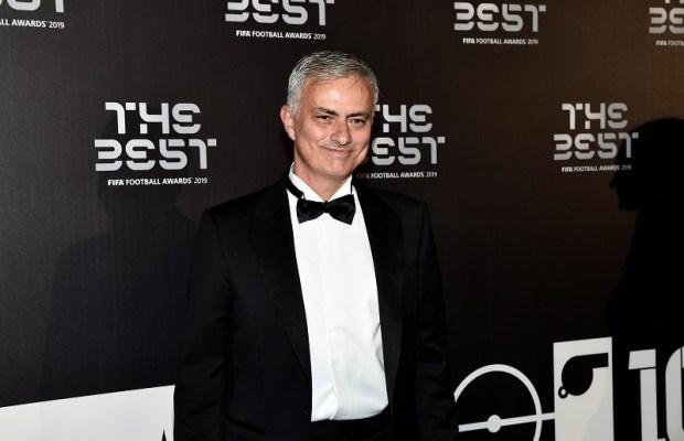 Tottenham boss Jose Mourinho denies Christian Eriksen's move to Inter Milan