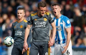 Brendan Rodgers hopes Leicester City's Jamie Vardy injury not to serious