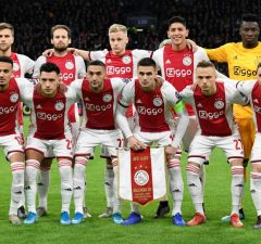 AFC Ajax Players Salaries 2020