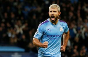 Aguero not ready to give up penalty power