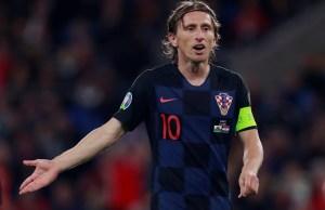 Best Euro 2020 Footballers Luka Modric