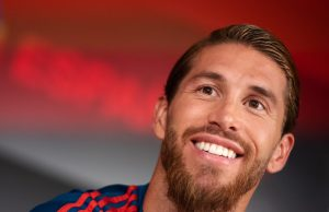 Best Spain Player Sergio Ramos
