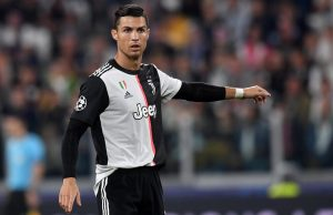 Cristiano Ronaldo Will Not Leave Juventus, Confirms Sporting Director
