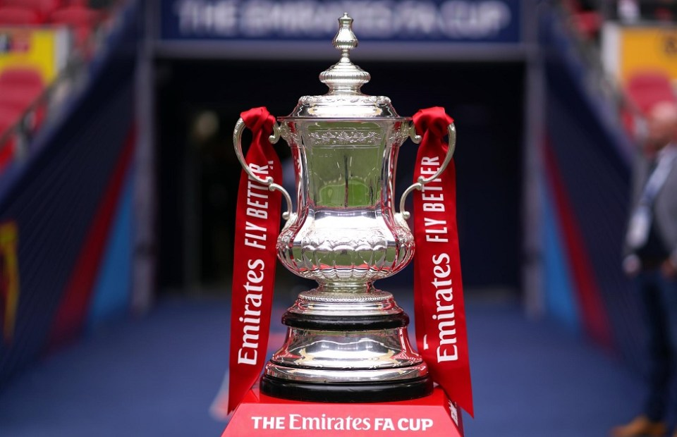 FA Cup On TV