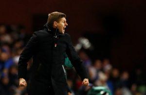 Gerrard losing faith in Rangers