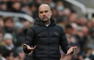 Has Pep Guardiola been found out!