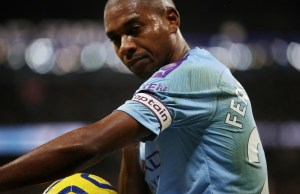 Manchester City Could Finish Outside Of Top Four - Fernandinho