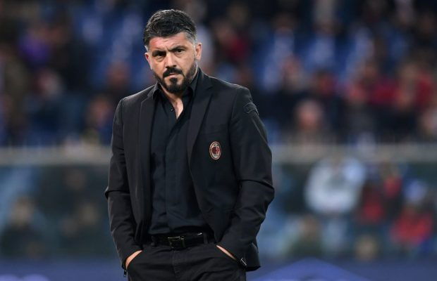 Napoli Will 'Buy Helmets And Armour' For Camp Nou Visit - Gennaro Gattuso