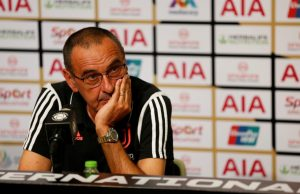 Sarri feels his words from post Napoli match have been unfairly pulled up