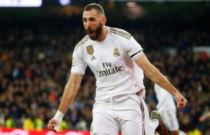 Striker Karim Benzema reaches 100 Champions League games for Real Madrid
