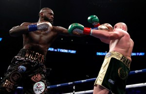 Tyson Fury vs Deontay Wilder 2 Time UK What Time Is The Fight In UK
