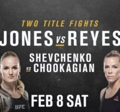 UFC 247 UK time & TV channel