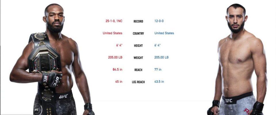 UFC 247 live stream free