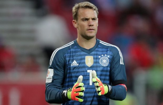 Manuel Neuer Unhappy With Bayern Munich's Contract Offer