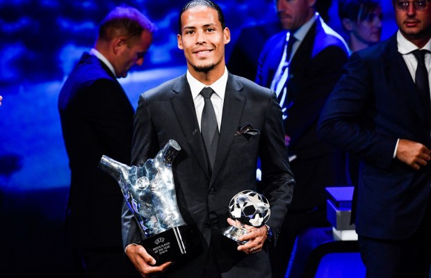 Virgil van Dijk Net Worth: How Much Is He Worth?
