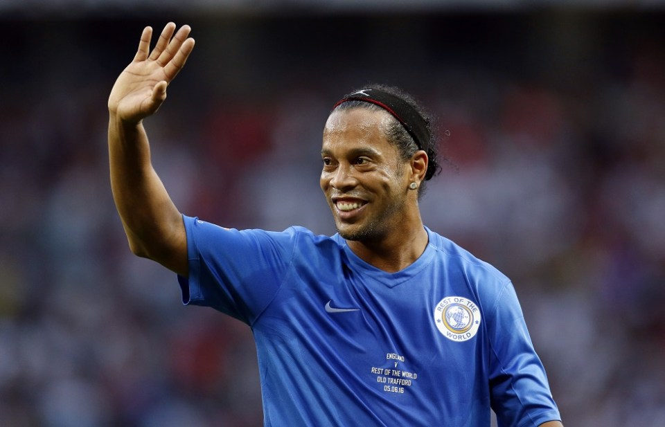 Ronaldinho Net Worth Age, Height & Other Stats